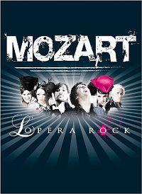 Cover Musical - Mozart L'Opéra Rock [DVD]